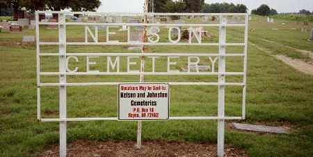 *NELSON CEMETERY, . - Clay County, Arkansas | . *NELSON CEMETERY - Arkansas Gravestone Photos