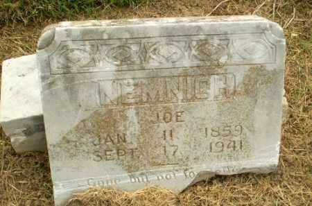 NEMNICH, JOE - Clay County, Arkansas | JOE NEMNICH - Arkansas Gravestone Photos