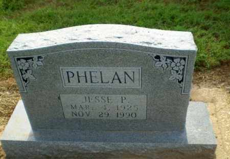 PHELAN, JESSE P - Clay County, Arkansas   JESSE P PHELAN - Arkansas Gravestone Photos