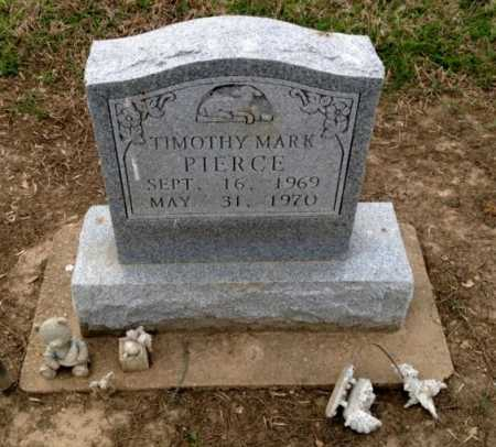 PIERCE, TIMOTHY MARK - Clay County, Arkansas | TIMOTHY MARK PIERCE - Arkansas Gravestone Photos