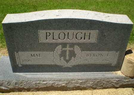 PLOUGH, BYRON E - Clay County, Arkansas   BYRON E PLOUGH - Arkansas Gravestone Photos