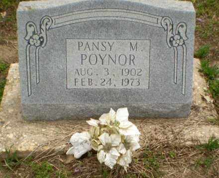 POYNOR, PANSY M. - Clay County, Arkansas | PANSY M. POYNOR - Arkansas Gravestone Photos