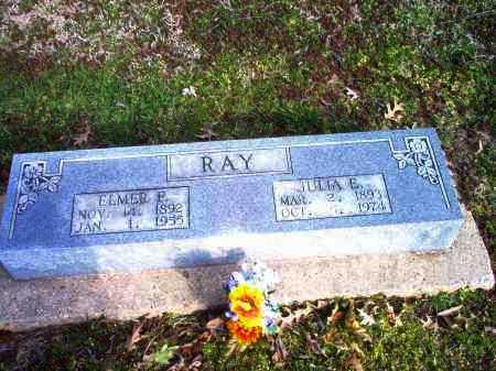 RAY, JULIA - Clay County, Arkansas | JULIA RAY - Arkansas Gravestone Photos