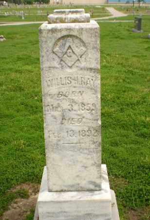 RAY, WILLIS - Clay County, Arkansas | WILLIS RAY - Arkansas Gravestone Photos