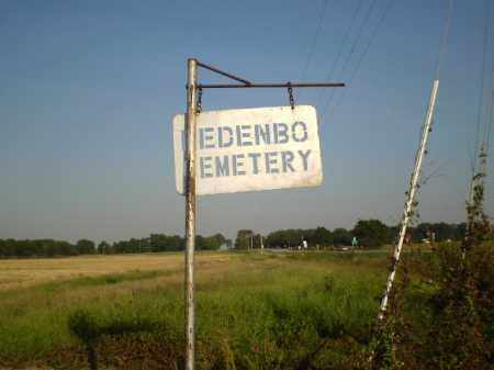 *REDENBO CEMETERY, SIGN -DIRECTIONS - Clay County, Arkansas | SIGN -DIRECTIONS *REDENBO CEMETERY - Arkansas Gravestone Photos