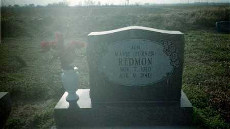 REDMON, MARIE - Clay County, Arkansas | MARIE REDMON - Arkansas Gravestone Photos