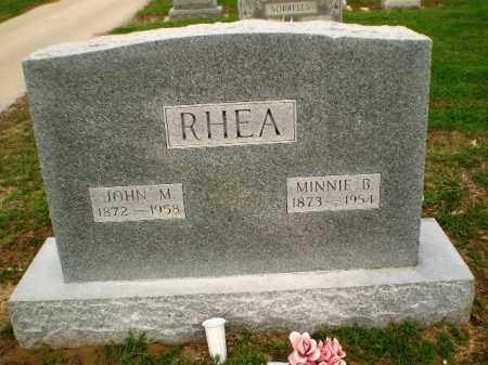 RHEA, JOHN - Clay County, Arkansas | JOHN RHEA - Arkansas Gravestone Photos