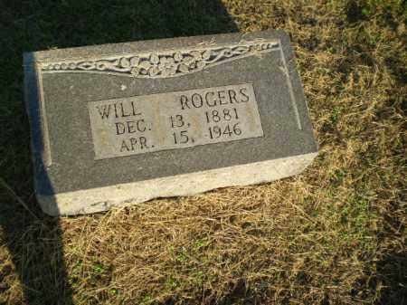 ROGERS, WILL - Clay County, Arkansas   WILL ROGERS - Arkansas Gravestone Photos