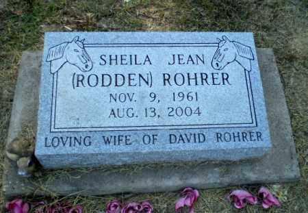 ROHRER, SHEILA JEAN - Clay County, Arkansas | SHEILA JEAN ROHRER - Arkansas Gravestone Photos