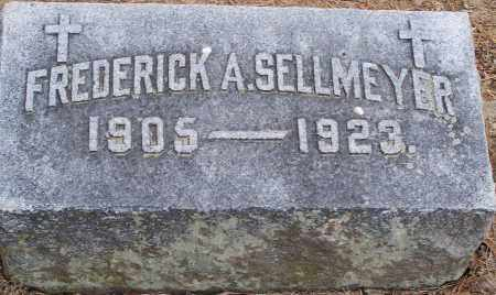 SELLMEYER, FRDERICK A. - Clay County, Arkansas   FRDERICK A. SELLMEYER - Arkansas Gravestone Photos