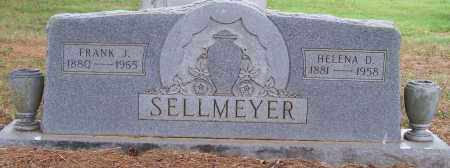 SELLMEYER, HELENA H - Clay County, Arkansas | HELENA H SELLMEYER - Arkansas Gravestone Photos