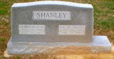 SHANLEY, GILBERT - Clay County, Arkansas | GILBERT SHANLEY - Arkansas Gravestone Photos