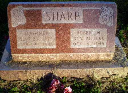 SHARP, ROBERT M - Clay County, Arkansas   ROBERT M SHARP - Arkansas Gravestone Photos