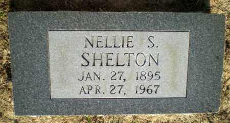 SHELTON, NELLIE - Clay County, Arkansas | NELLIE SHELTON - Arkansas Gravestone Photos