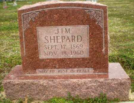SHEPARD, JIM - Clay County, Arkansas | JIM SHEPARD - Arkansas Gravestone Photos