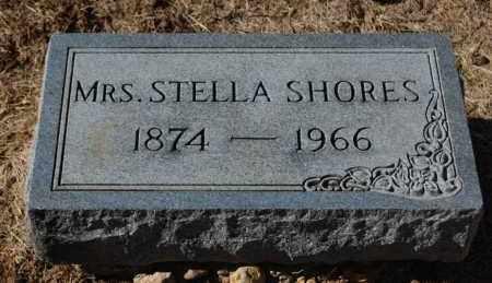 SHORES, STELLA - Clay County, Arkansas   STELLA SHORES - Arkansas Gravestone Photos