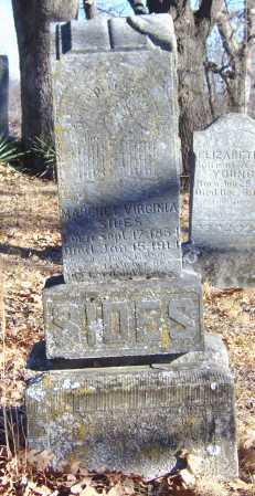 YOUNG SIDES, MARGARET VIRGINIA - Clay County, Arkansas | MARGARET VIRGINIA YOUNG SIDES - Arkansas Gravestone Photos