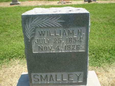 SMALLEY, WILLIAM H - Clay County, Arkansas | WILLIAM H SMALLEY - Arkansas Gravestone Photos