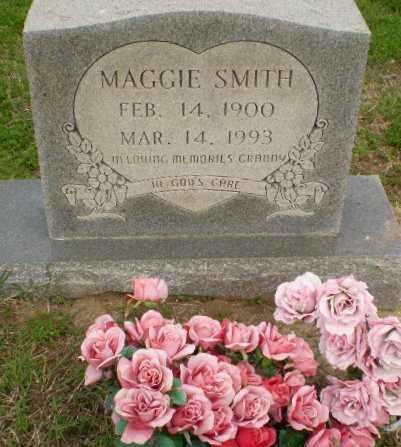 SMITH, MAGGIE - Clay County, Arkansas | MAGGIE SMITH - Arkansas Gravestone Photos