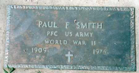 SMITH (VETERAN WWII), PAUL FRANKLIN - Clay County, Arkansas | PAUL FRANKLIN SMITH (VETERAN WWII) - Arkansas Gravestone Photos