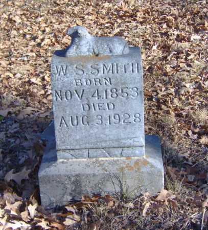 SMITH, W S - Clay County, Arkansas   W S SMITH - Arkansas Gravestone Photos