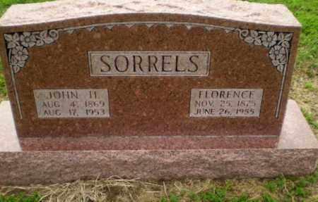 SORRELLS, FLORENCE - Clay County, Arkansas   FLORENCE SORRELLS - Arkansas Gravestone Photos