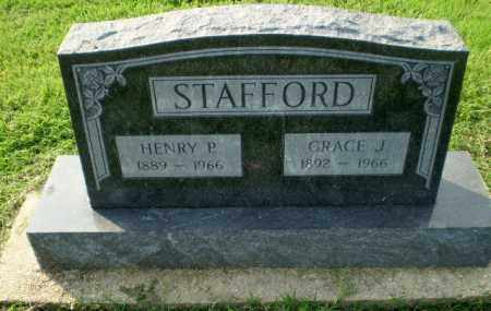 STAFFORD, HENRY P - Clay County, Arkansas | HENRY P STAFFORD - Arkansas Gravestone Photos