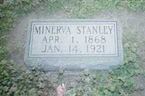 BUNCH STANLEY, MINERVA - Clay County, Arkansas | MINERVA BUNCH STANLEY - Arkansas Gravestone Photos