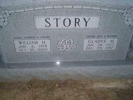 STORY, WILLIAM H - Clay County, Arkansas   WILLIAM H STORY - Arkansas Gravestone Photos