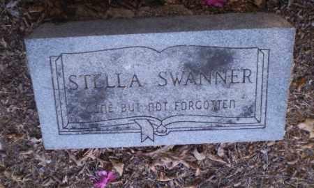 SWANNER, STELLA - Clay County, Arkansas   STELLA SWANNER - Arkansas Gravestone Photos