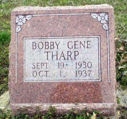 THARP, BOBBY GENE - Clay County, Arkansas | BOBBY GENE THARP - Arkansas Gravestone Photos