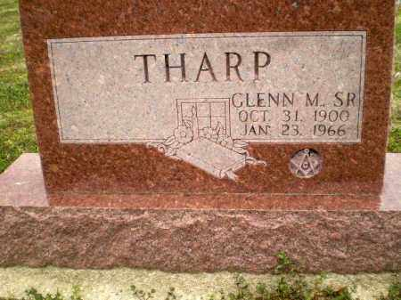 THARP SR., GLENN M. - Clay County, Arkansas | GLENN M. THARP SR. - Arkansas Gravestone Photos