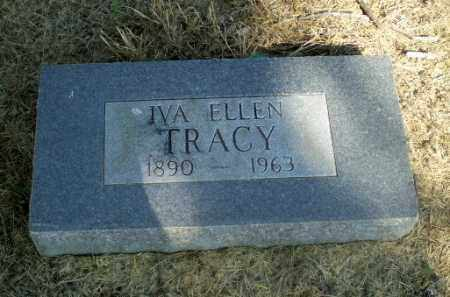 TRACY, IVA ELLEN - Clay County, Arkansas | IVA ELLEN TRACY - Arkansas Gravestone Photos