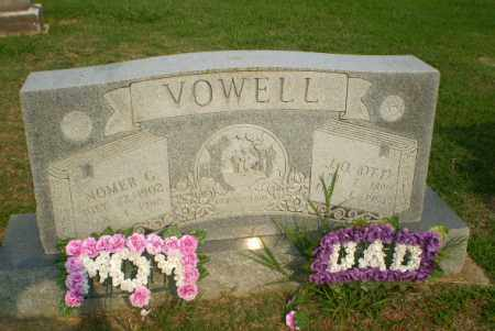 VOWELL, NOMER G - Clay County, Arkansas | NOMER G VOWELL - Arkansas Gravestone Photos
