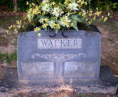 WALKER, ROSE ANNA - Clay County, Arkansas   ROSE ANNA WALKER - Arkansas Gravestone Photos