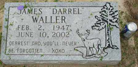 WALLER, JAMES DARREL - Clay County, Arkansas | JAMES DARREL WALLER - Arkansas Gravestone Photos