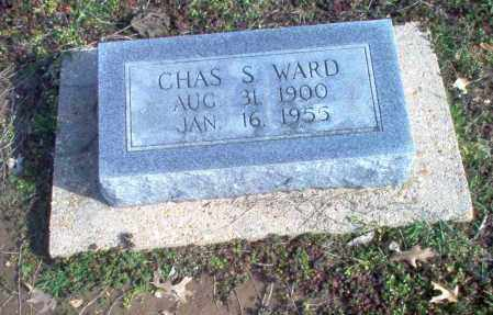 WARD, CHARLES S. - Clay County, Arkansas   CHARLES S. WARD - Arkansas Gravestone Photos