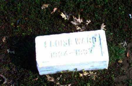 WARD, ELOISE - Clay County, Arkansas | ELOISE WARD - Arkansas Gravestone Photos