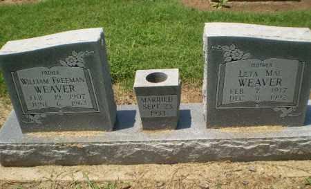 WEAVER, LETA MAE - Clay County, Arkansas   LETA MAE WEAVER - Arkansas Gravestone Photos