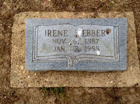 WEBBER, IRENE - Clay County, Arkansas   IRENE WEBBER - Arkansas Gravestone Photos