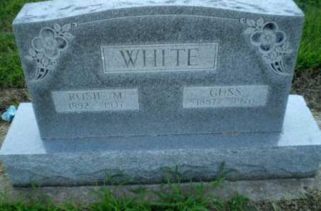 WHITE, ROSIE M - Clay County, Arkansas | ROSIE M WHITE - Arkansas Gravestone Photos