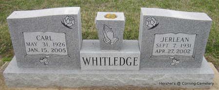 WHITLEDGE, JERLEAN - Clay County, Arkansas | JERLEAN WHITLEDGE - Arkansas Gravestone Photos