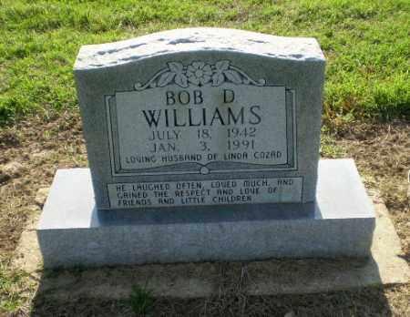 WILLIAMS, BOB - Clay County, Arkansas   BOB WILLIAMS - Arkansas Gravestone Photos