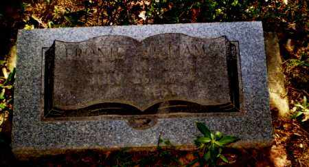 WILLIAMS, FRONIE - Clay County, Arkansas | FRONIE WILLIAMS - Arkansas Gravestone Photos
