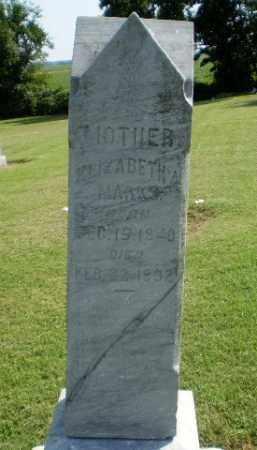 WILSON, ELIZABETH - Clay County, Arkansas | ELIZABETH WILSON - Arkansas Gravestone Photos