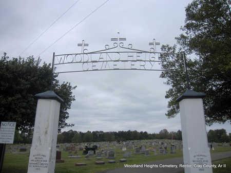 * ENTRANCE,  - Clay County, Arkansas |  * ENTRANCE - Arkansas Gravestone Photos