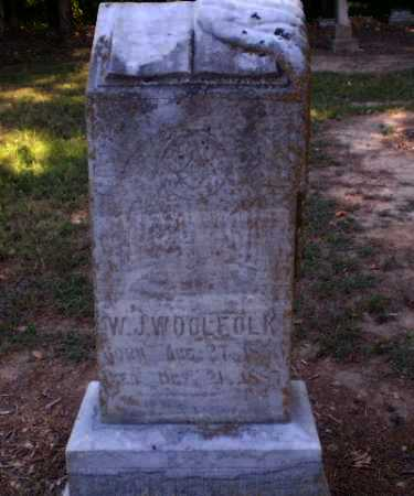 WOOLFOLK, WILLIAM J - Clay County, Arkansas | WILLIAM J WOOLFOLK - Arkansas Gravestone Photos