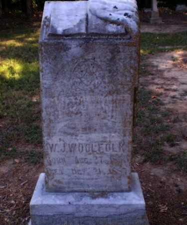WOOLFOLK, WILLIAM J - Clay County, Arkansas | WILLIAM J WOOLFOLK - Arkansas Gravestone Photos