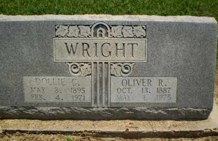 WRIGHT, OLIVER R - Clay County, Arkansas | OLIVER R WRIGHT - Arkansas Gravestone Photos