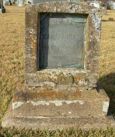 BAILEY, J.? A. - Cleburne County, Arkansas | J.? A. BAILEY - Arkansas Gravestone Photos